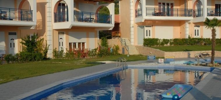 Hotel Thesmos Village: Piscina Exterior ASTACO - XIROMERO
