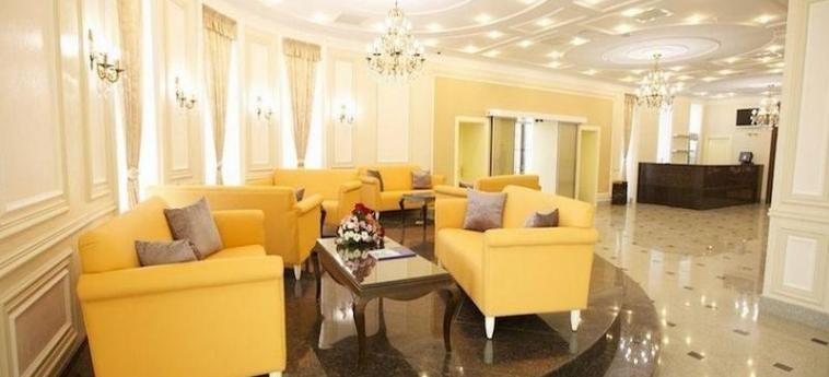 Hotel Kazzhol: Lobby ASTANA