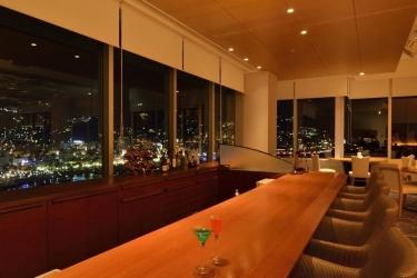Hotel Atami Korakuen : Bar dell'hotel ATAMI - PREFETTURA DI SHIZUOKA