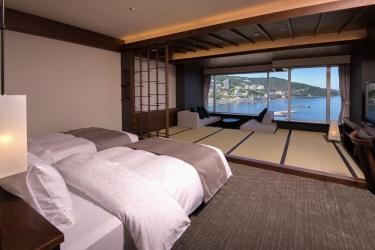 Hotel Atami Korakuen : Camera degli ospiti ATAMI - PREFETTURA DI SHIZUOKA