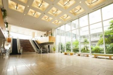 Hotel Atami Korakuen : Ingresso interno ATAMI - PREFETTURA DI SHIZUOKA