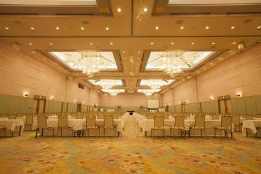Hotel Atami Korakuen : Bankettsaal ATAMI - SHIZUOKA PREFECTURE