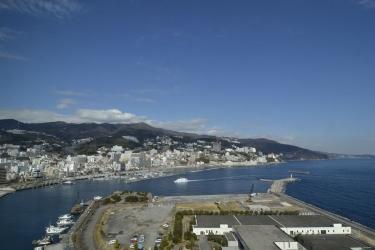 Hotel Atami Korakuen : Bar ATAMI - SHIZUOKA PREFECTURE