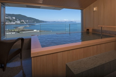 Hotel Atami Korakuen : Kongresssaal ATAMI - SHIZUOKA PREFECTURE
