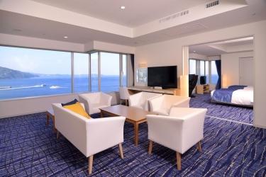 Hotel Atami Korakuen : Hotellage ATAMI - SHIZUOKA PREFECTURE