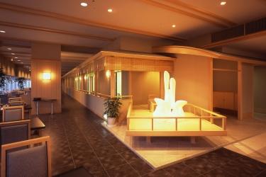 Hotel Atami Korakuen : Restaurant ATAMI - SHIZUOKA PREFECTURE