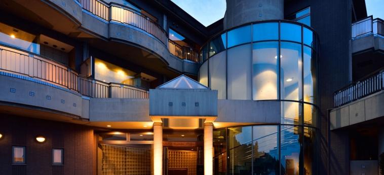 Hotel Fontaine Bleau Atami: Entrada ATAMI - SHIZUOKA PREFECTURE