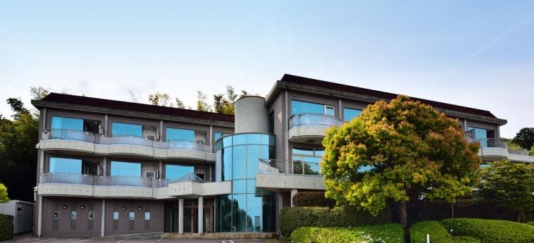 Hotel Fontaine Bleau Atami: Frente Hotel ATAMI - SHIZUOKA PREFECTURE