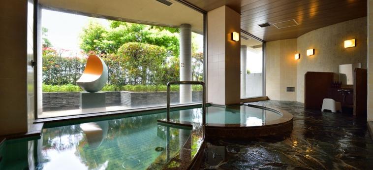 Hotel Fontaine Bleau Atami: Piscina Cubierta ATAMI - SHIZUOKA PREFECTURE