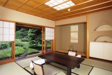 Hotel Sakuragaokasaryo: Service repas dans la chambre ATAMI - SHIZUOKA PREFECTURE