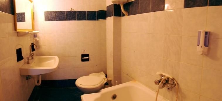 Hotel Soho: Cuarto de Baño ATENAS