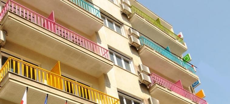 Hotel Soho: Exterior ATENAS