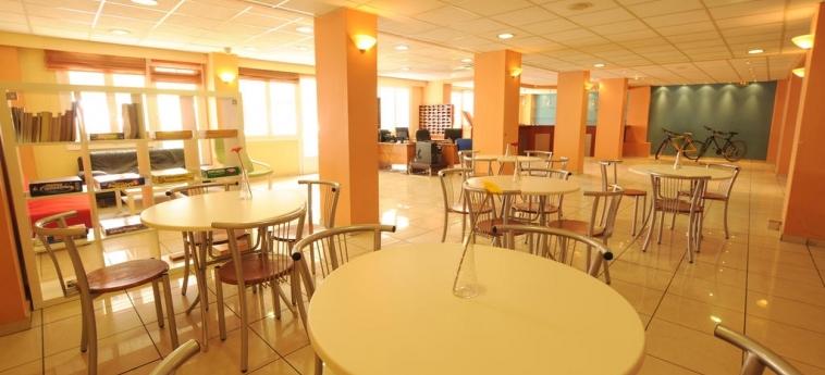 Hotel Soho: Interior ATENAS