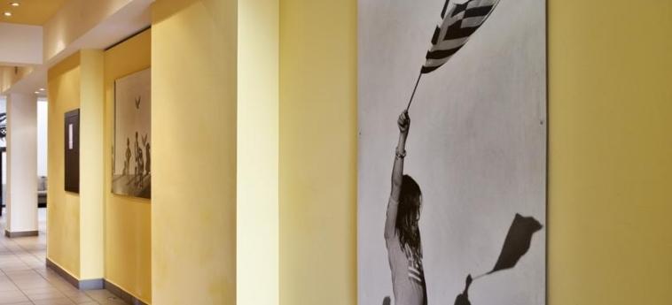 Hotel Arion Athens: Interior ATENAS