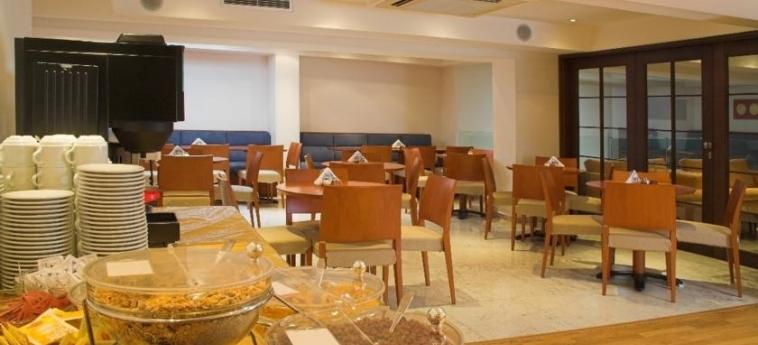 Hotel Arion Athens: Sala de Desayuno ATENAS