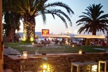 Hotel Marathon Beach Resort: Bar ATENAS