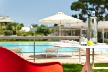 Hotel Marathon Beach Resort: Piscina Exterior ATENAS