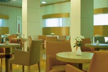 Hotel Electra: Bar ATENAS