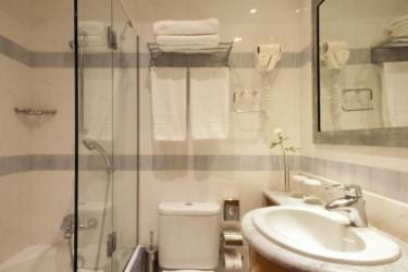 Hotel Electra: Cuarto de Baño ATENAS