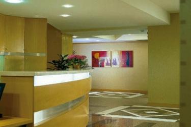 Hotel Electra: Lobby ATENAS