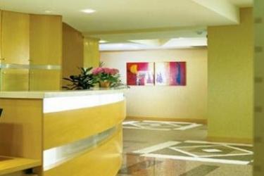 Hotel Electra: Recepción ATENAS