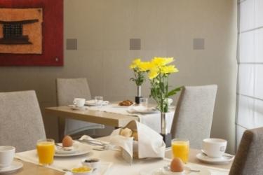 Hotel Electra: Sala de Desayuno ATENAS