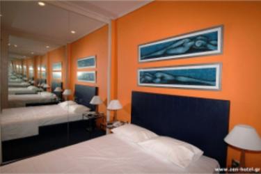 Hotel Zen: Habitaciòn Doble ATENAS