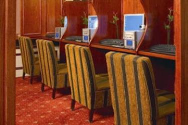 Hotel Oscar: Lobby ATHEN