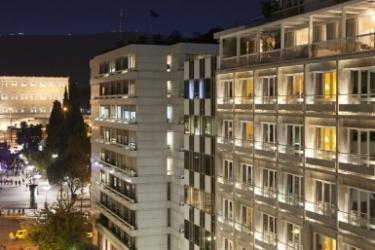 Hotel Electra: Außen ATHEN
