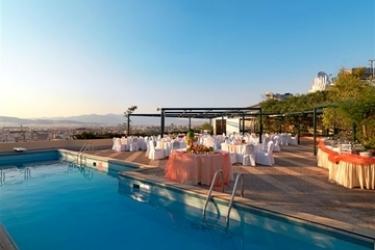 Hotel Stanley: Außenschwimmbad ATHEN