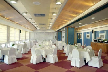 Hotel Stanley: Bankettsaal ATHEN