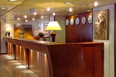 Hotel Stanley: Lobby ATHEN