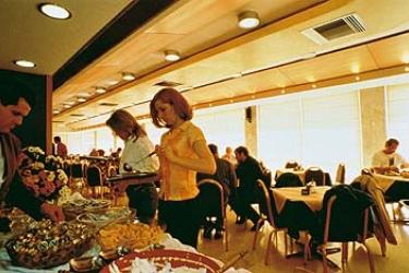 Hotel Stanley: Restaurant ATHEN