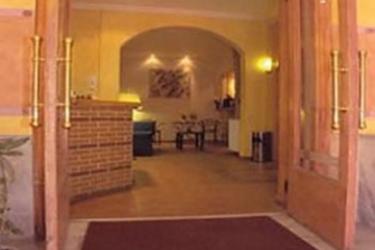 Hotel Zenith: Lobby ATHENES