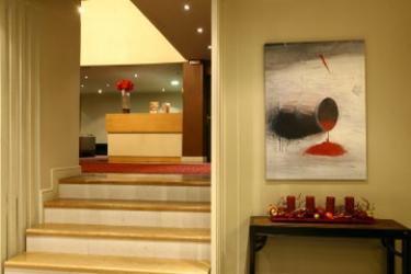 Hotel Galaxy: Intérieur ATHENES