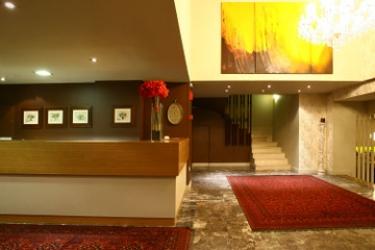 Hotel Galaxy: Réception ATHENES
