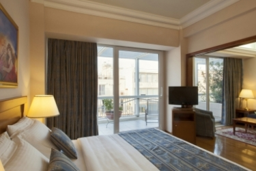Hotel Electra: Chambre Double ATHENES