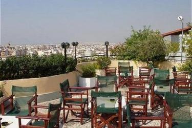 Hotel Stanley: Lounge Bar ATHENES