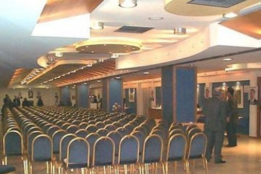 Hotel Stanley: Salle de Réunion ATHENES