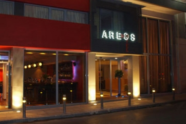 Hotel Areos : Extérieur ATHENES