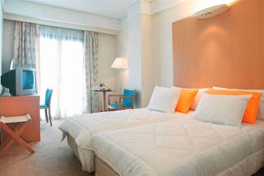 Central Athens Hotel: Chanbre ATHENES