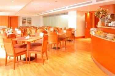 Central Athens Hotel: Restaurant ATHENES