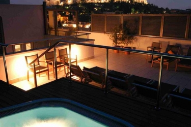 Central Athens Hotel: Spa ATHENES