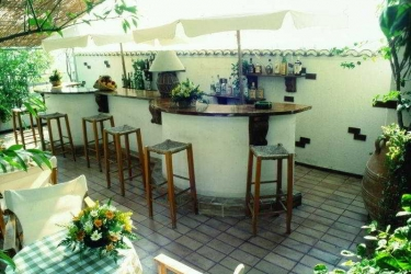 Hotel The Park : Bar ATHENES
