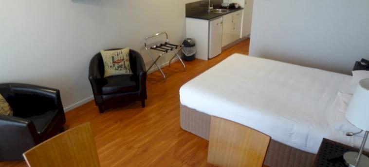Hotel Atherton Motel: Centro de Bienestar ATHERTON - QUEENSLAND