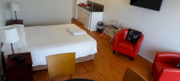 Hotel Atherton Motel: Amphiteather ATHERTON - QUEENSLAND