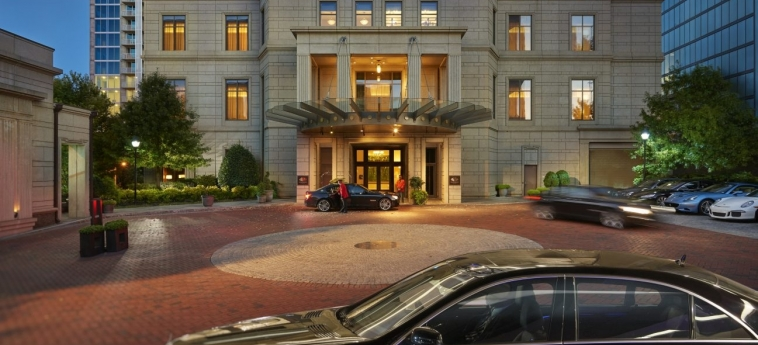 Hotel Waldorf Astoria Atlanta Buckhead: Exterior ATLANTA (GA)