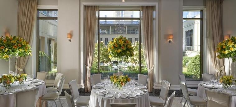 Hotel Waldorf Astoria Atlanta Buckhead: Restaurant ATLANTA (GA)