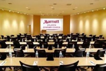 Hotel Atlanta Marriott Century Center/emory Area: Apartamento ATLANTA (GA)