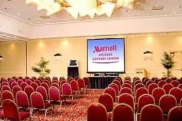 Hotel Atlanta Marriott Century Center/emory Area: Estaciòn de Esqì ATLANTA (GA)
